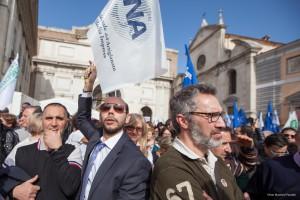 Il dir prov CNA Santini a Roma