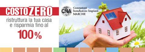 Post image for Progetto CostoZero CNA