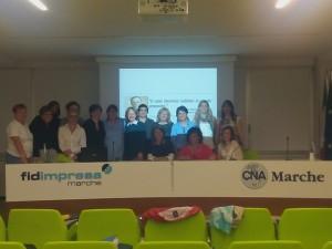 gruppo donne corso CNA