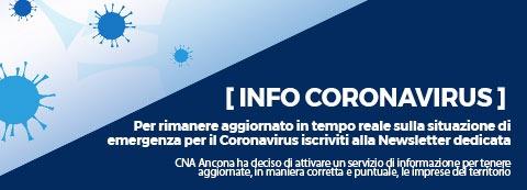 Post image for Info Coronavirus per le imprese