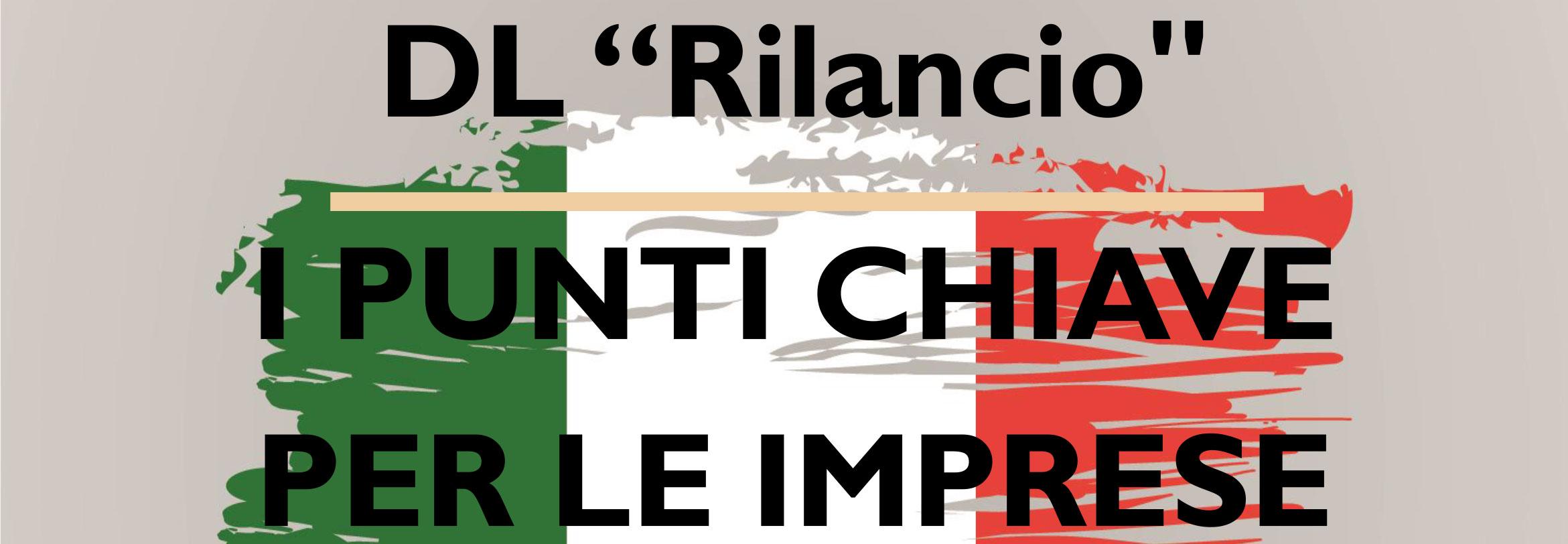 """Post image for DL """"Rilancio"""": non perdere le occasioni per la tua impresa"""