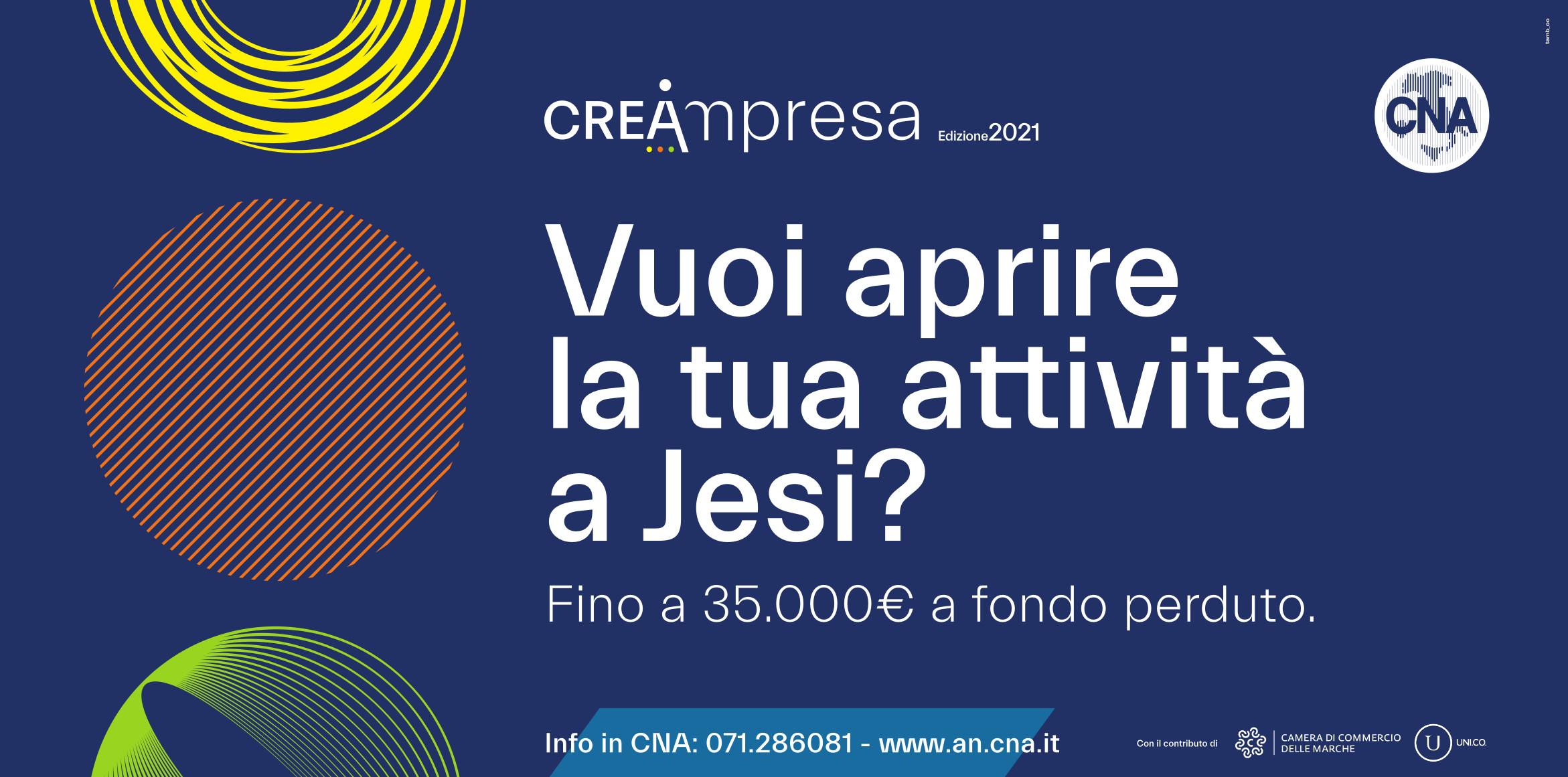 Vuoi aprire un'attività a Jesi o Fabriano? Richiedi il Fondo Perduto della Regione!