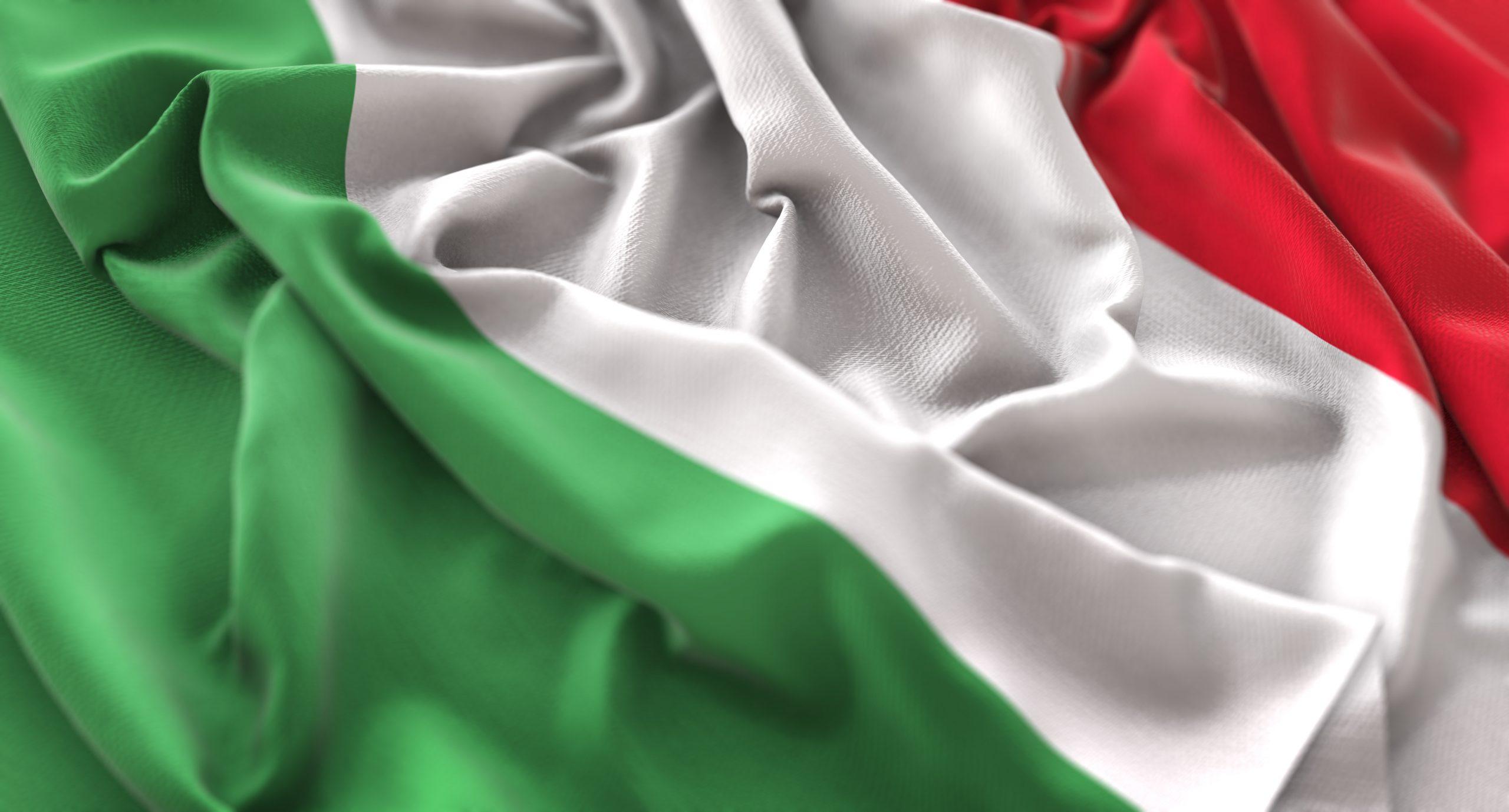 """""""Siamo l'Italia che non si arrende. Pronti alla sfida per ricostruire"""""""