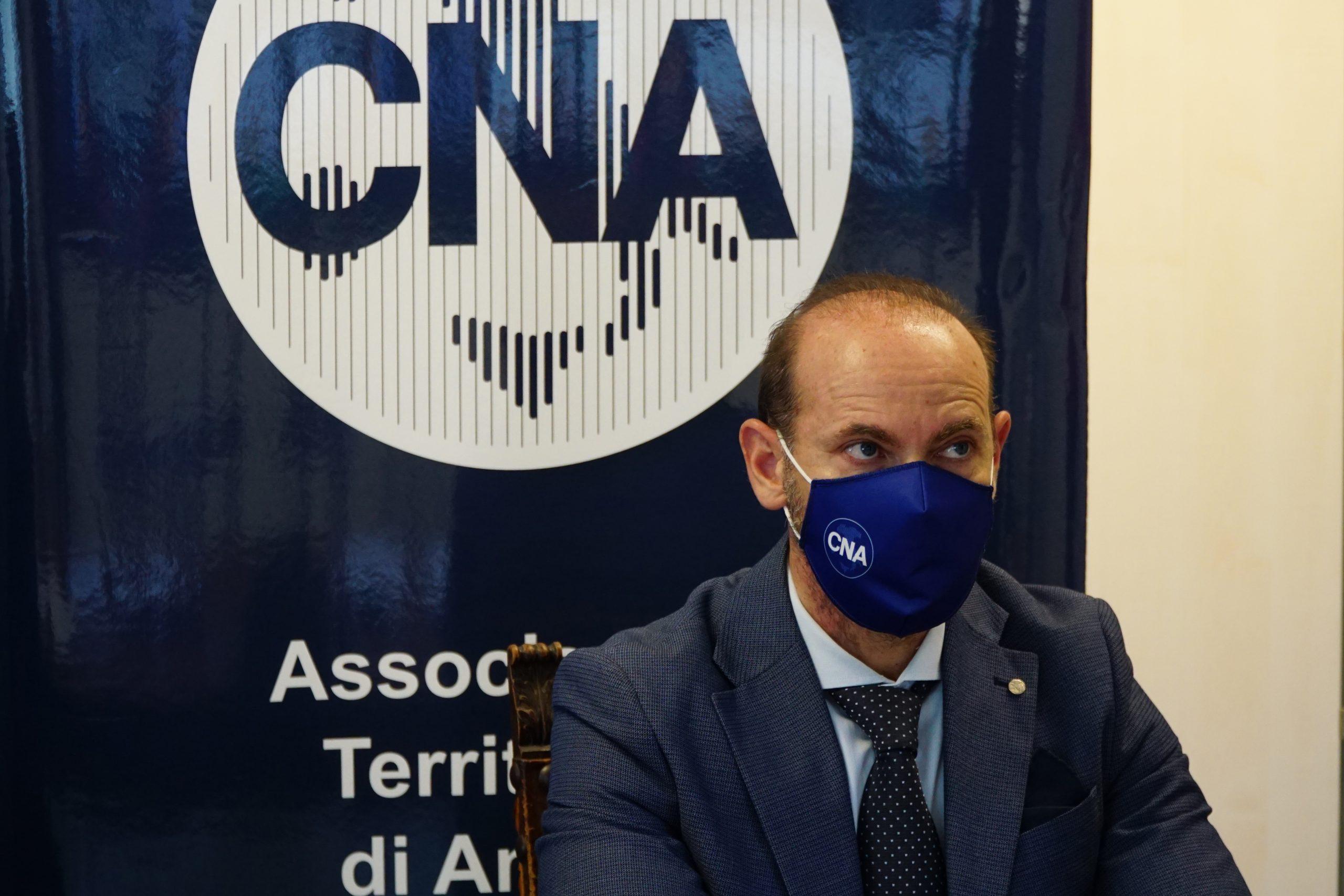 """Oltre 400 future imprese senza contributo. La CNA a Aguzzi: """"Servono più risorse"""""""