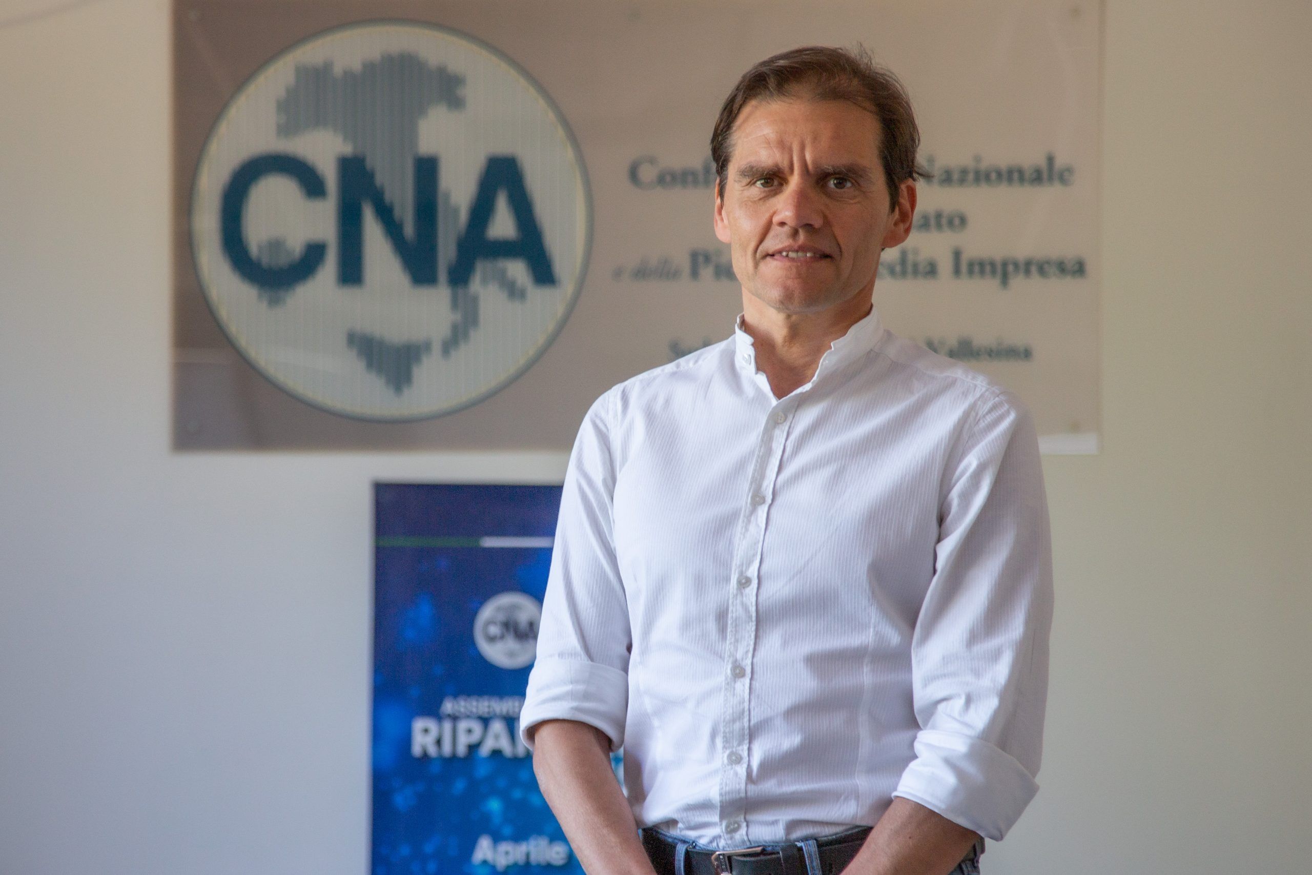 Barchiesi nuovo presidente CNA Jesi
