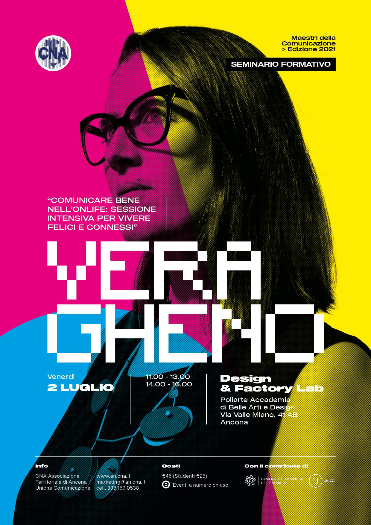 """A scuola di parole con la """"maestra"""" Vera Gheno"""