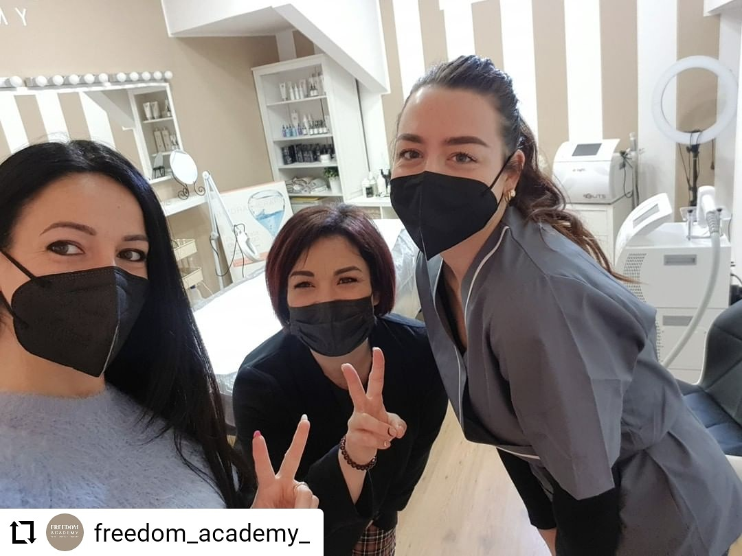 Freedom Academy, libere di imparare.